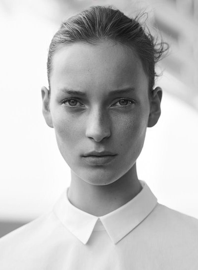Julia Bergshoeff - Ph: COS S/S 15 by Karim Sadli