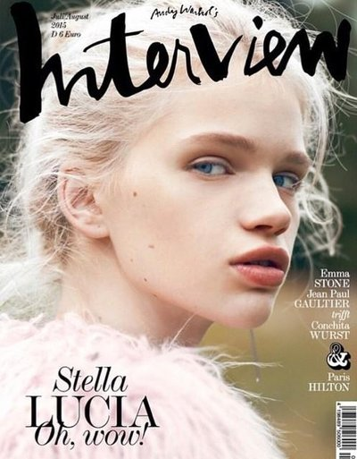 Stella Lucia - Ph. Jork Weisman for Interview Germany July 2015