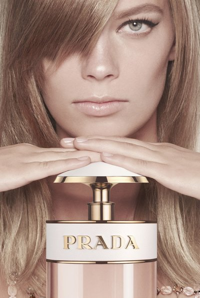 Lexi Boling - Ph: Steven Meisel for Prada Candy Kiss Fragrance 2016