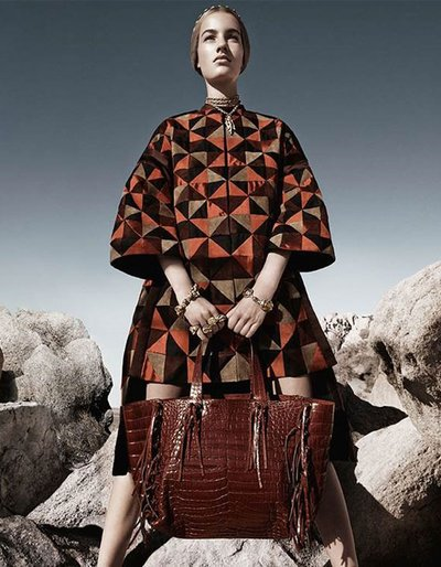 Maartje Verhoef - Ph. Craig McDean for Valentino SS14