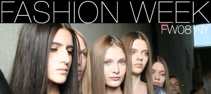 Fashion Week Backstage: NY Wrap-up