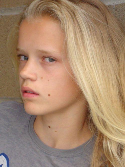 models agency teen Little