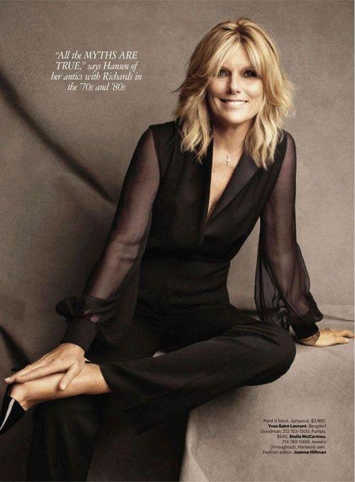 Patti Hansen Model Profile Photos Amp Latest News