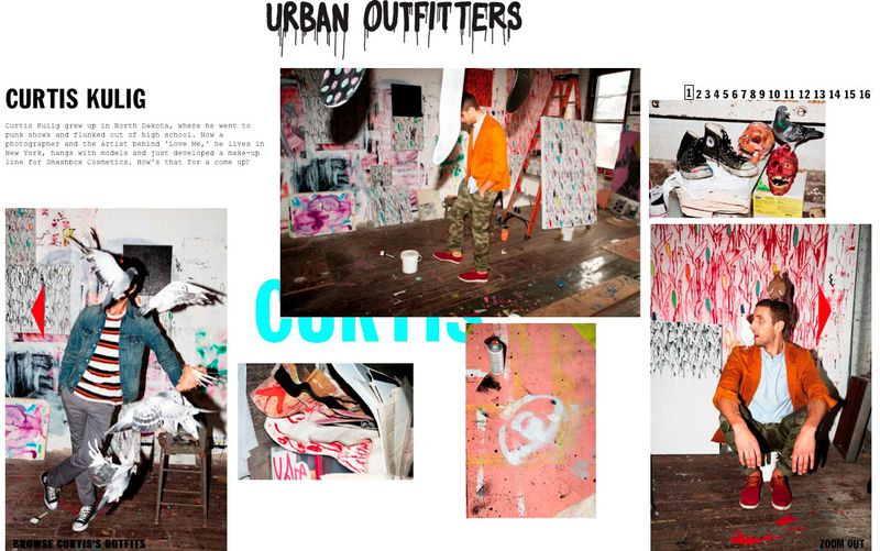 Urban Outfitters Mens Campaign Fall 2012 Urban Outfitters
