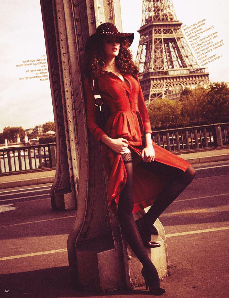 Dernier Tango a Paris (7000 Magazine)