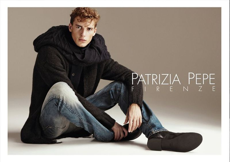 designer fashion 96d10 00ea3 Patrizia Pepe Men F/W 10 (Patrizia Pepe)