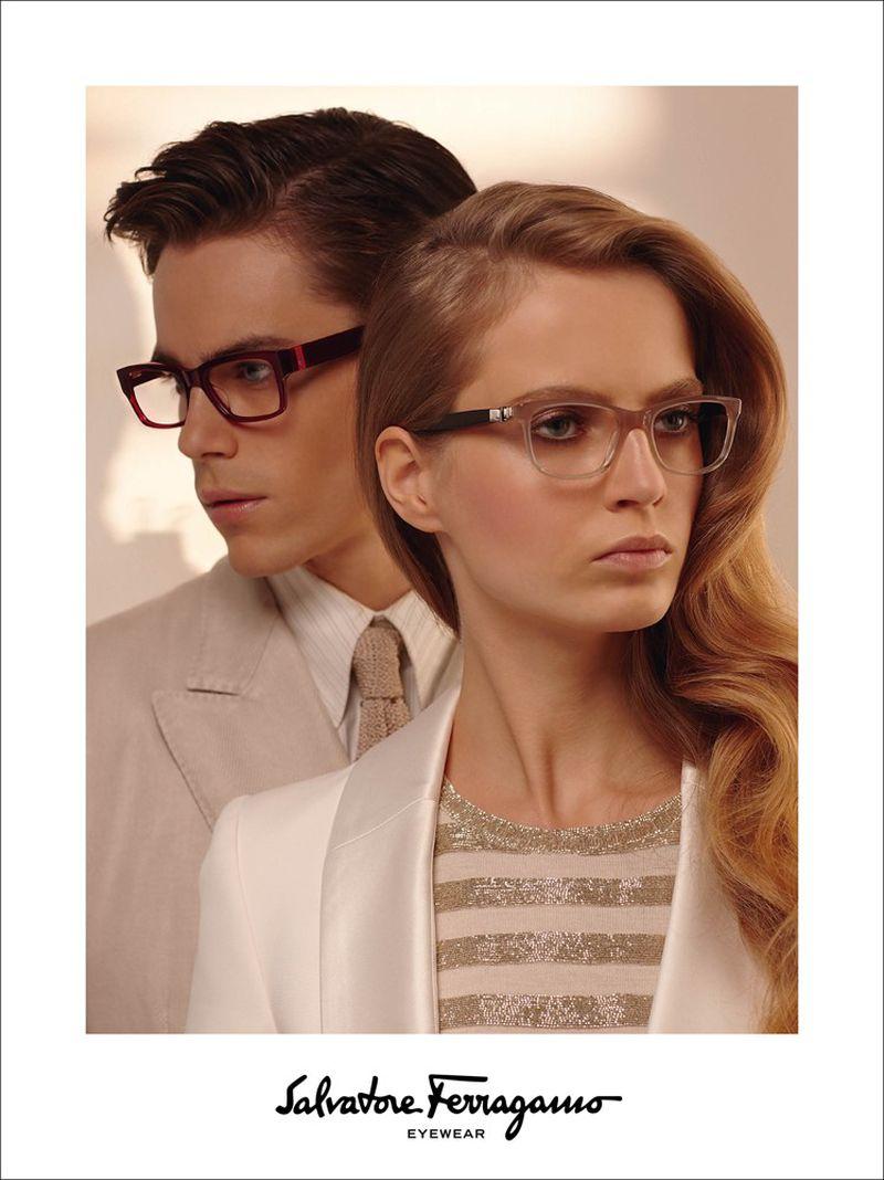 b0bb5b5b733 Salvatore Ferragamo Eyewear Campaign 2012 (Salvatore Ferragamo)