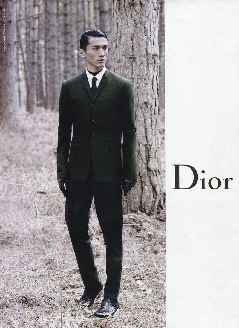 Dior homme a w 2012 dior homme for Men a porter