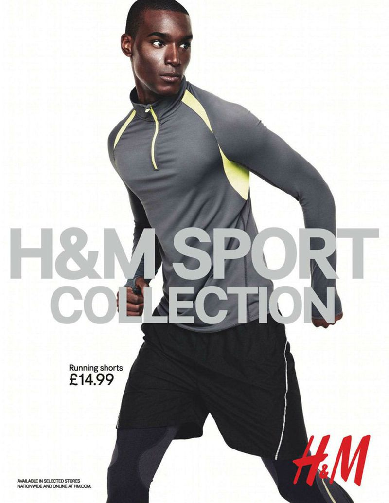 H&m Sport Collection F/w 12