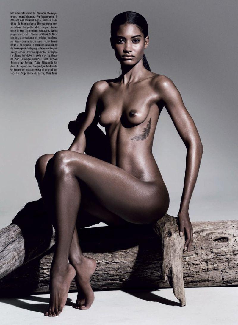 Lais Ribero Nude