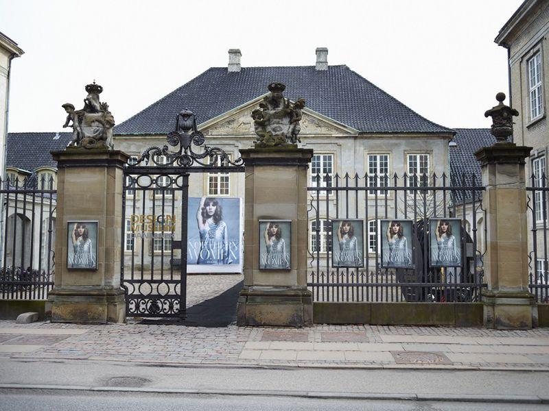 northern women in chanel exhibition design museum copenhagen denmark exhibition. Black Bedroom Furniture Sets. Home Design Ideas
