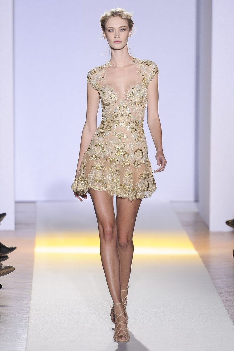 Zuhair Murad Haute Couture Spring 20 Show Zuhair Murad