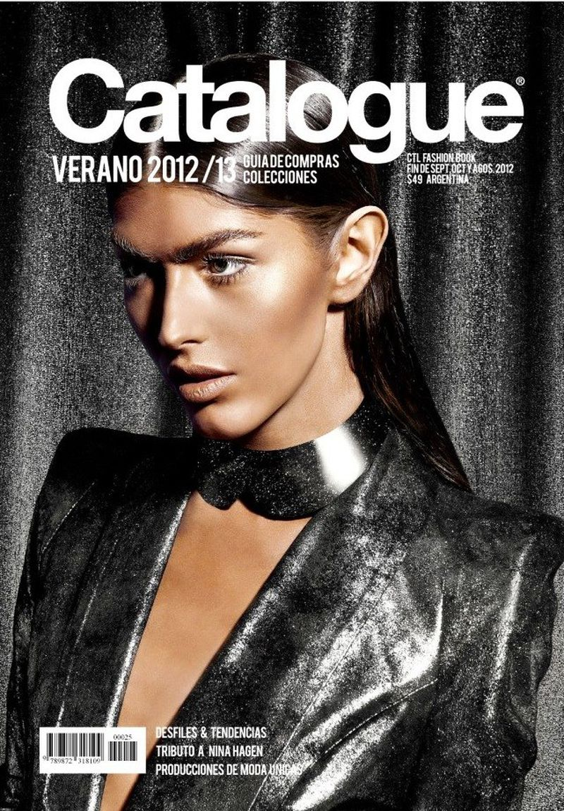 Catalogue magazine September 2012 Cover (Various Covers)