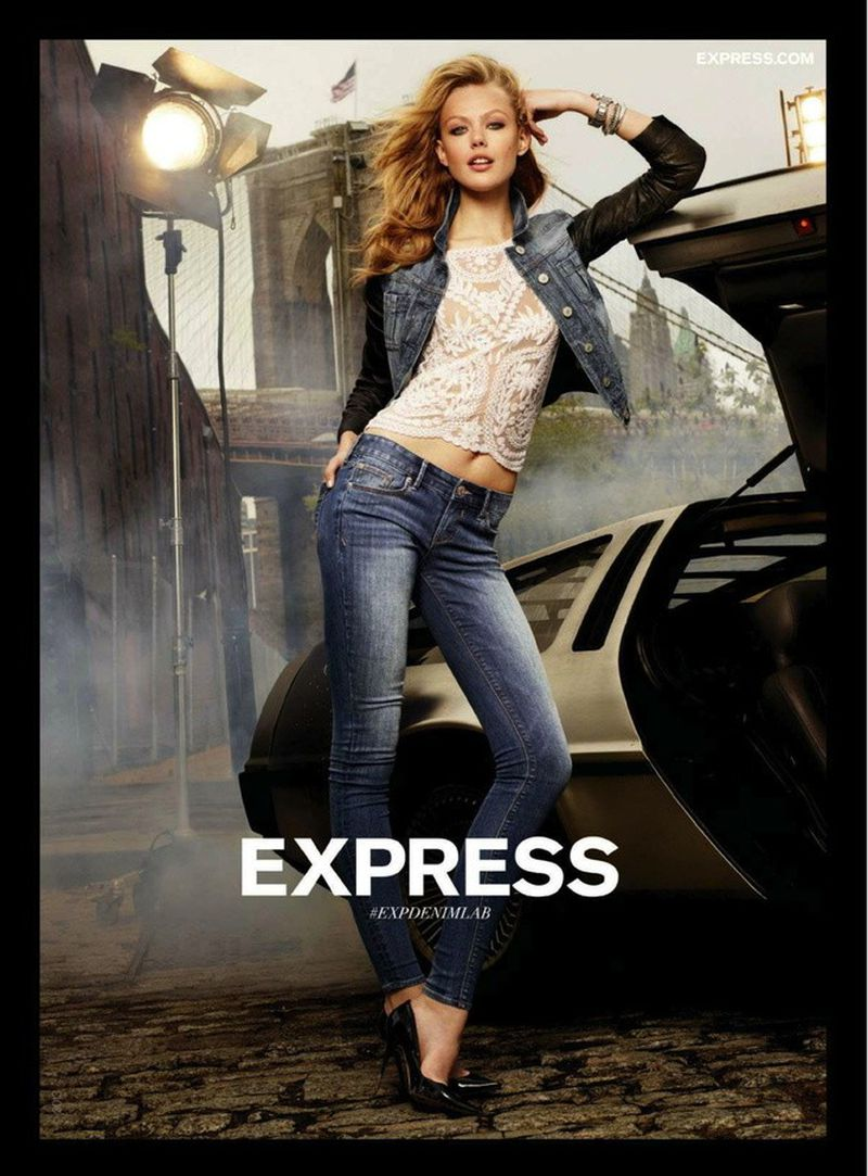 Express September 2013 Hot in the City (Express)