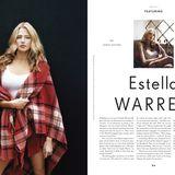 Estella Warren dating 2013 rosa sofa homofil dating