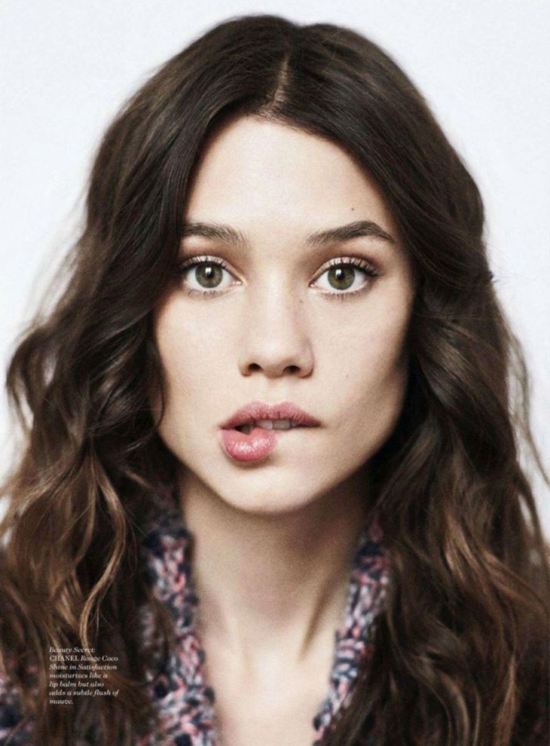 Astrid Berges-Frisbey Nude Photos 79