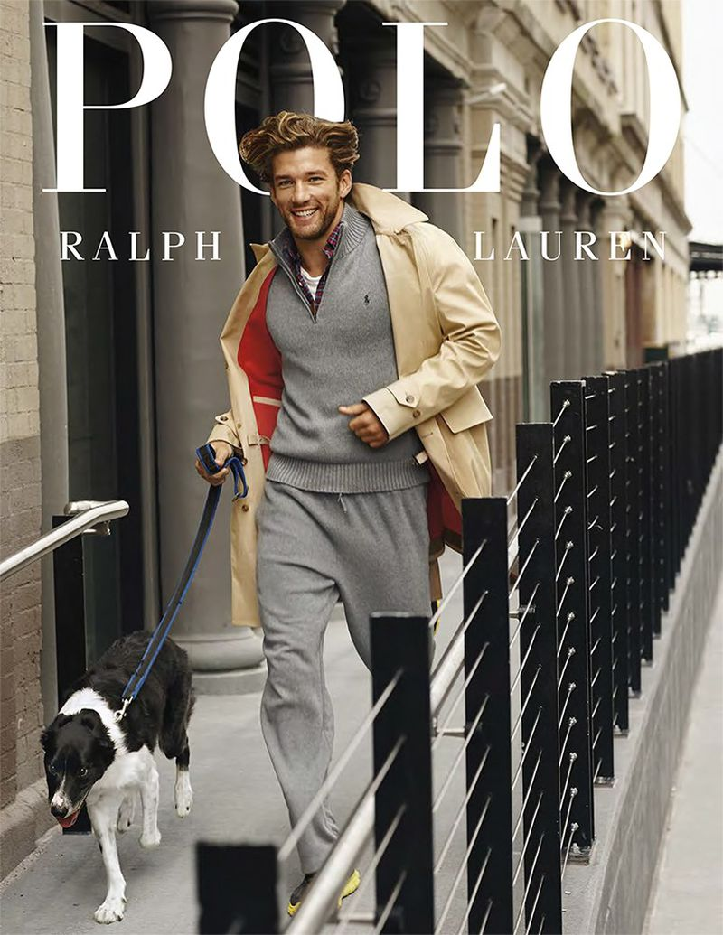 Polo Ralph Lauren Men's Holiday 2014 (Polo Ralph Lauren)  Ralph Lauren Polo Ad
