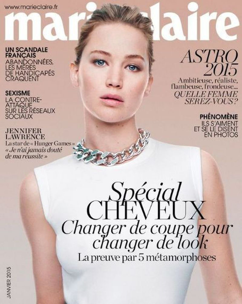 marie claire france january 2015 cover marie claire france