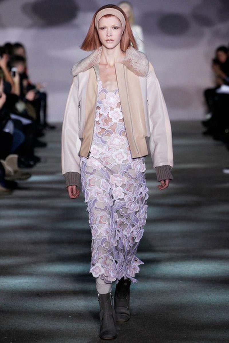 Anna ewers marc jacobs fashion show fw 2014 new york mq runway candids - 2019 year