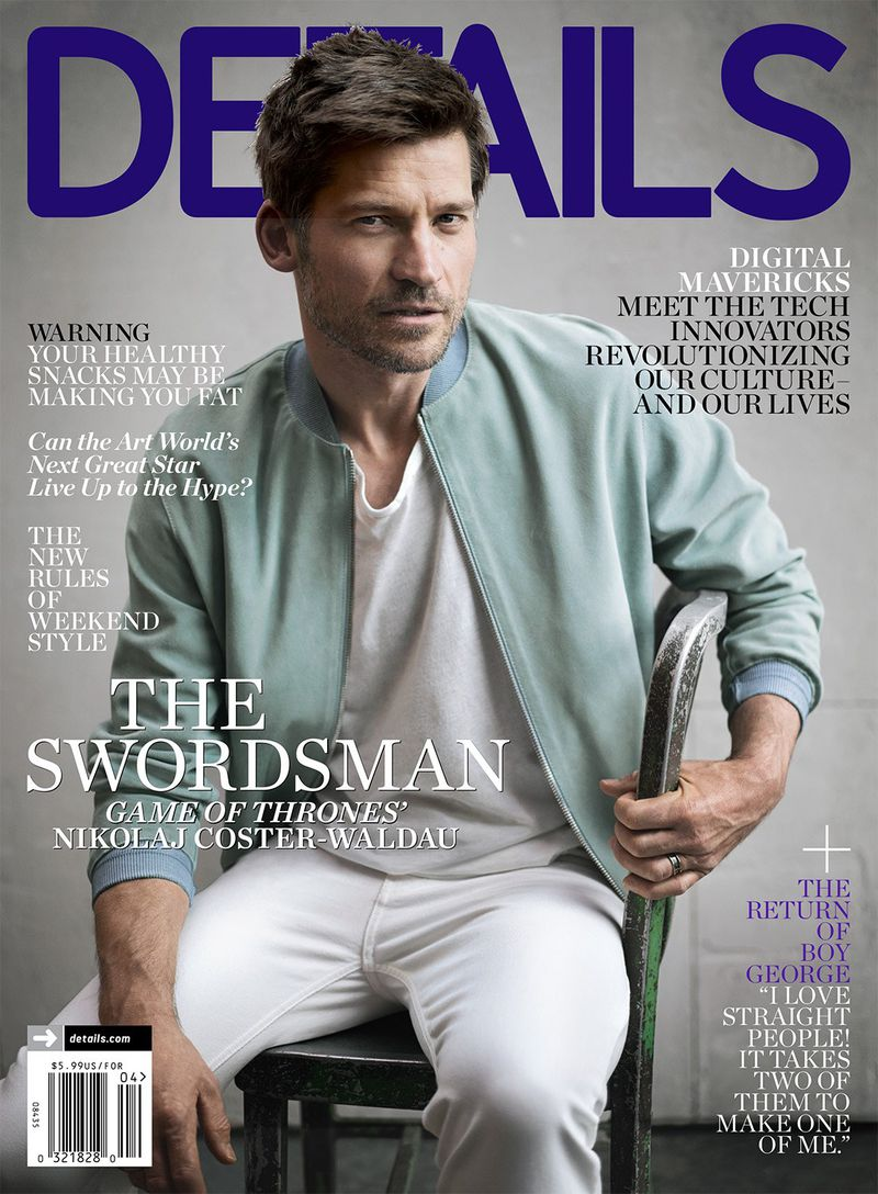 Details April 2014 Cover (Details Magazine