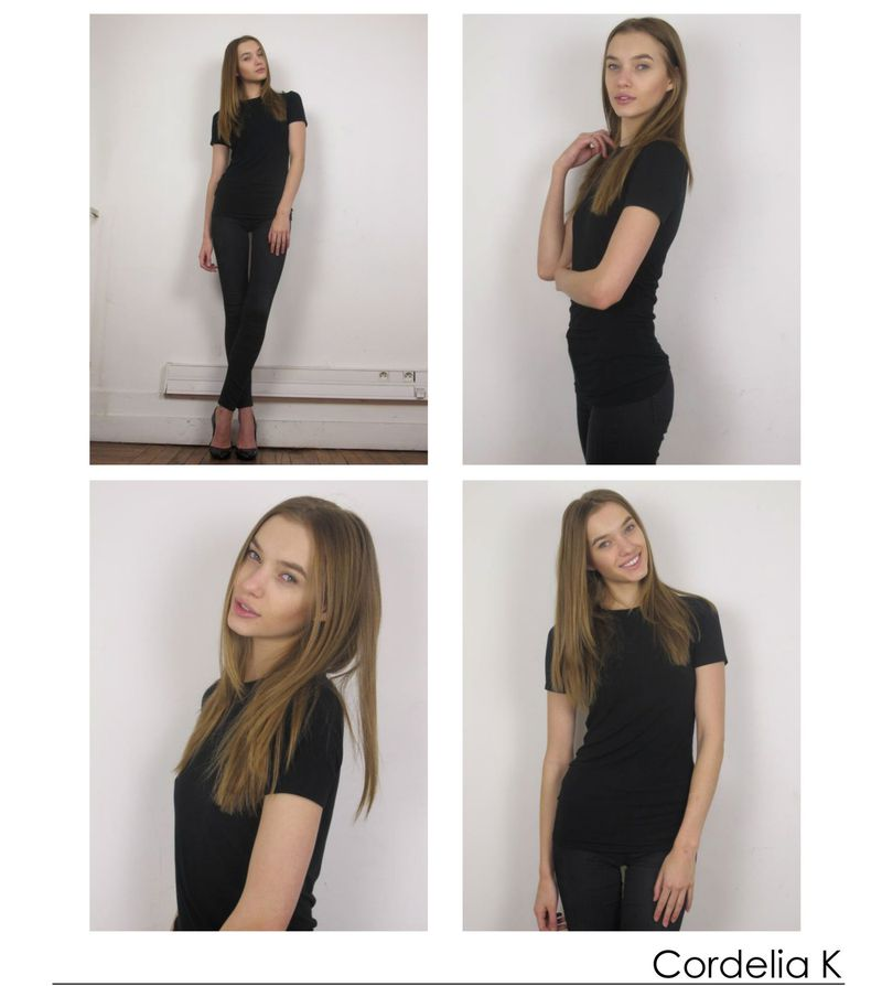 IMG Models - Ksenia Komleva (Polaroid) | Ksenia Komleva ...