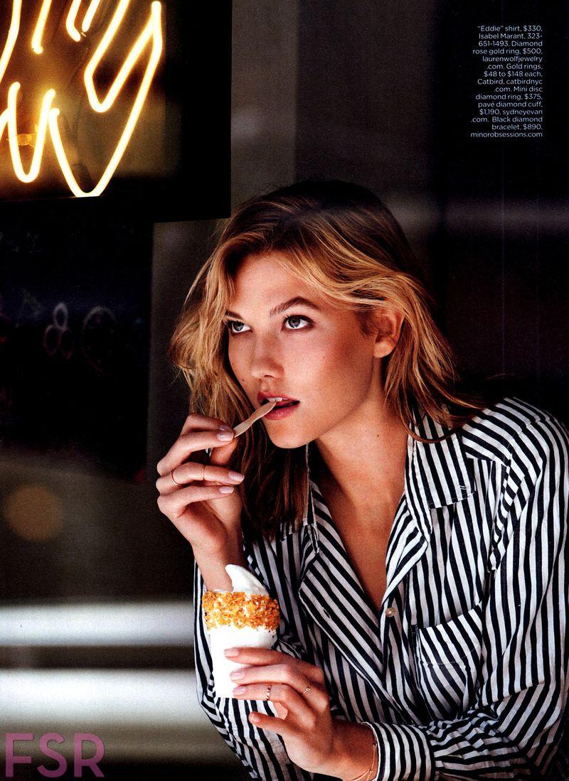 Lucky Magazine Fashion Editor