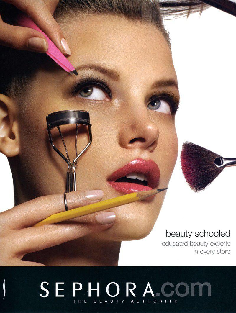Sephora Advertisement Sephora Ad Fall...