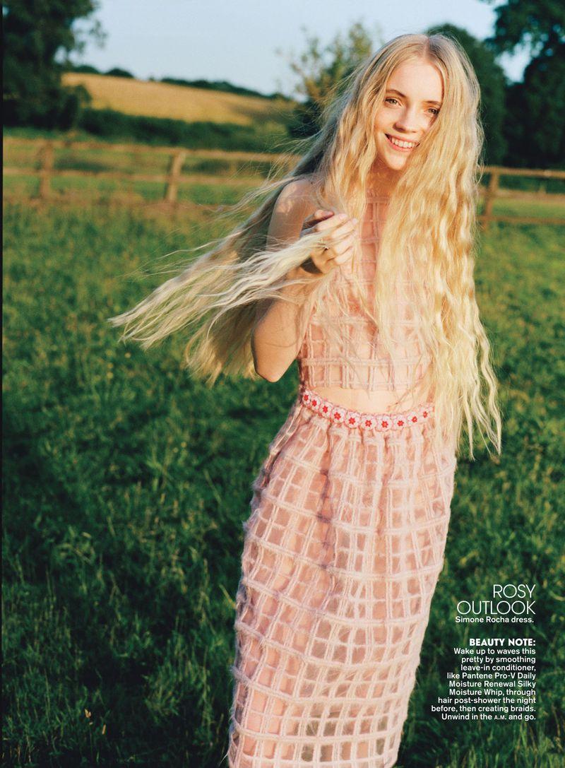 English Rose (Teen Vogue