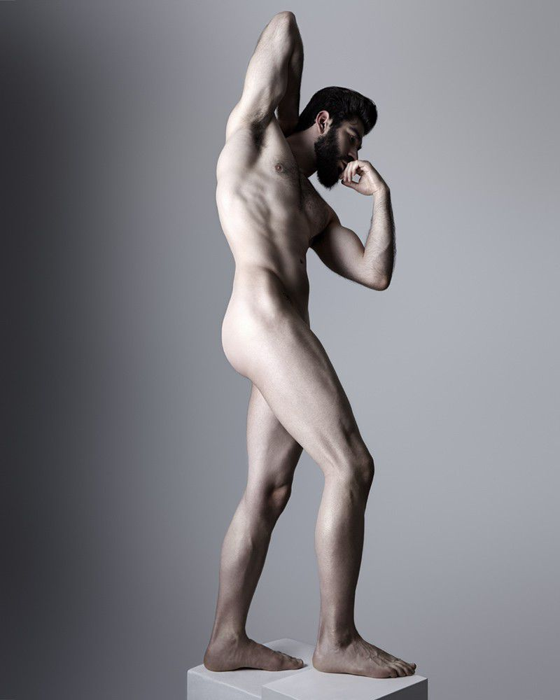 Nude male photography tips