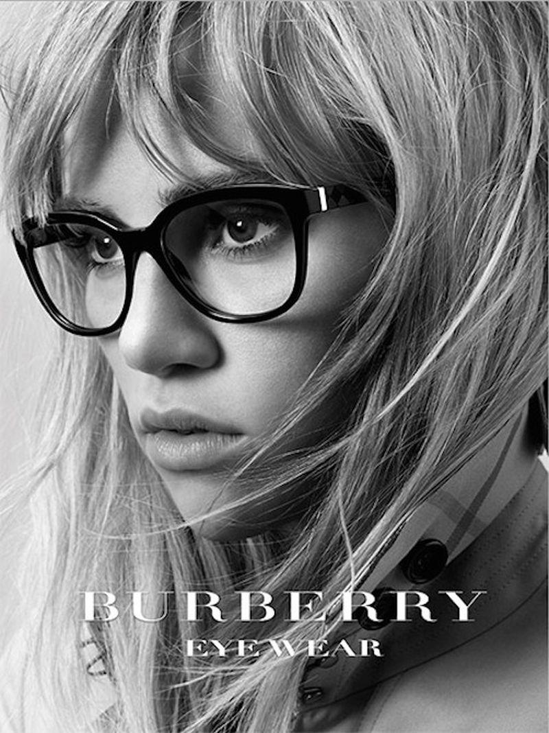 Burberry Eyeglass Frames 2015 : Burberry 2015 Eyewear Campaign (Burberry)
