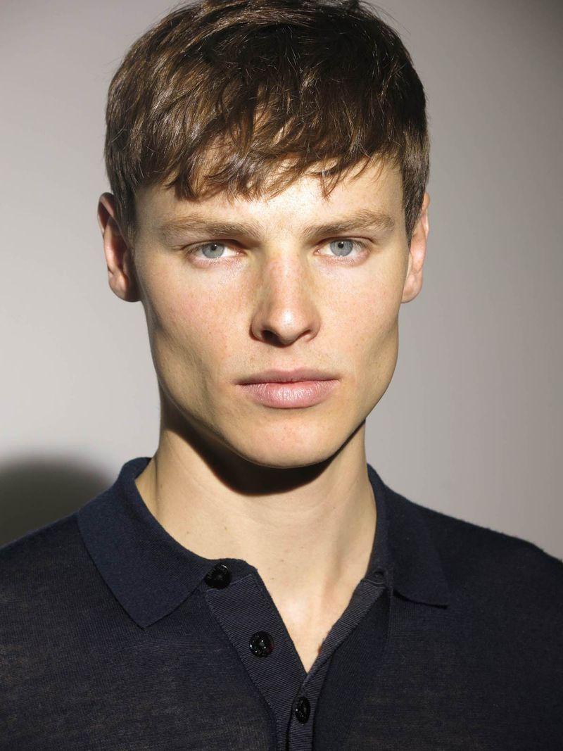 Select Models Men 2015 Polaroids/Portraits (Polaroids