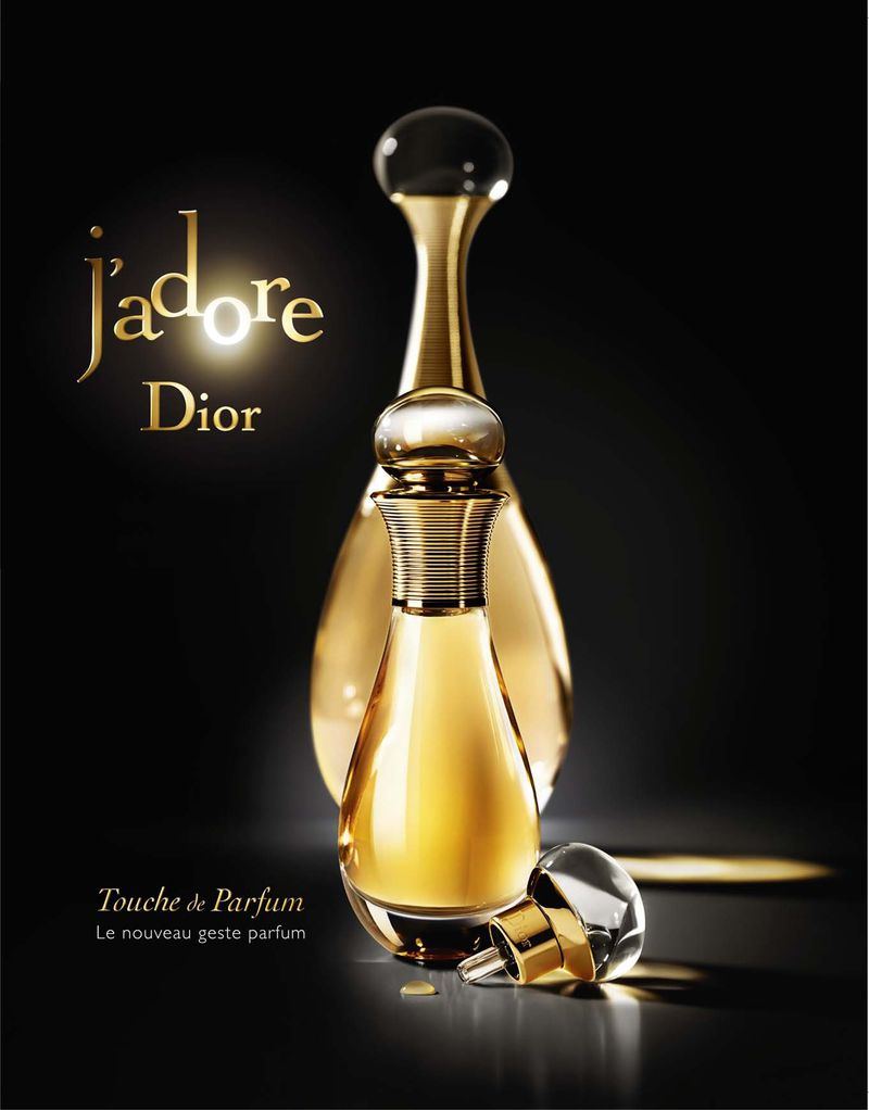 j 39 adore touche de parfum 2015 dior beauty. Black Bedroom Furniture Sets. Home Design Ideas