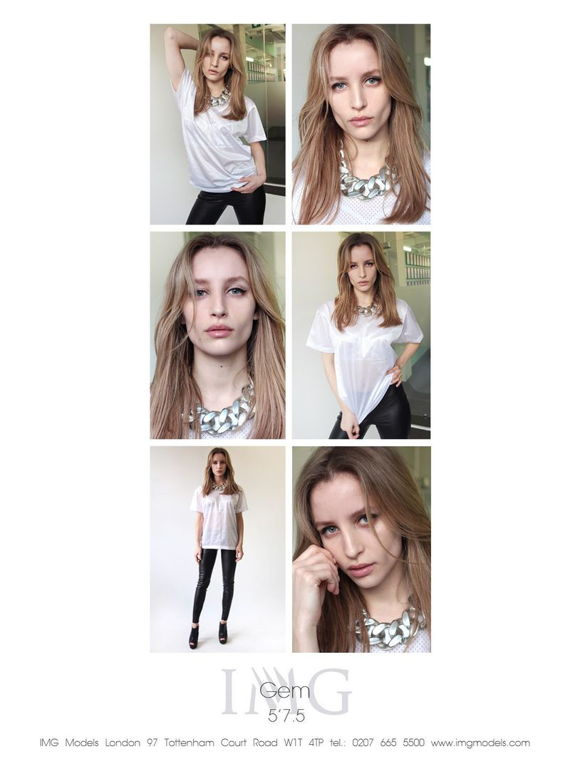 Polaroids: Daiane Sodré - We Love Models - All About Brazili ...