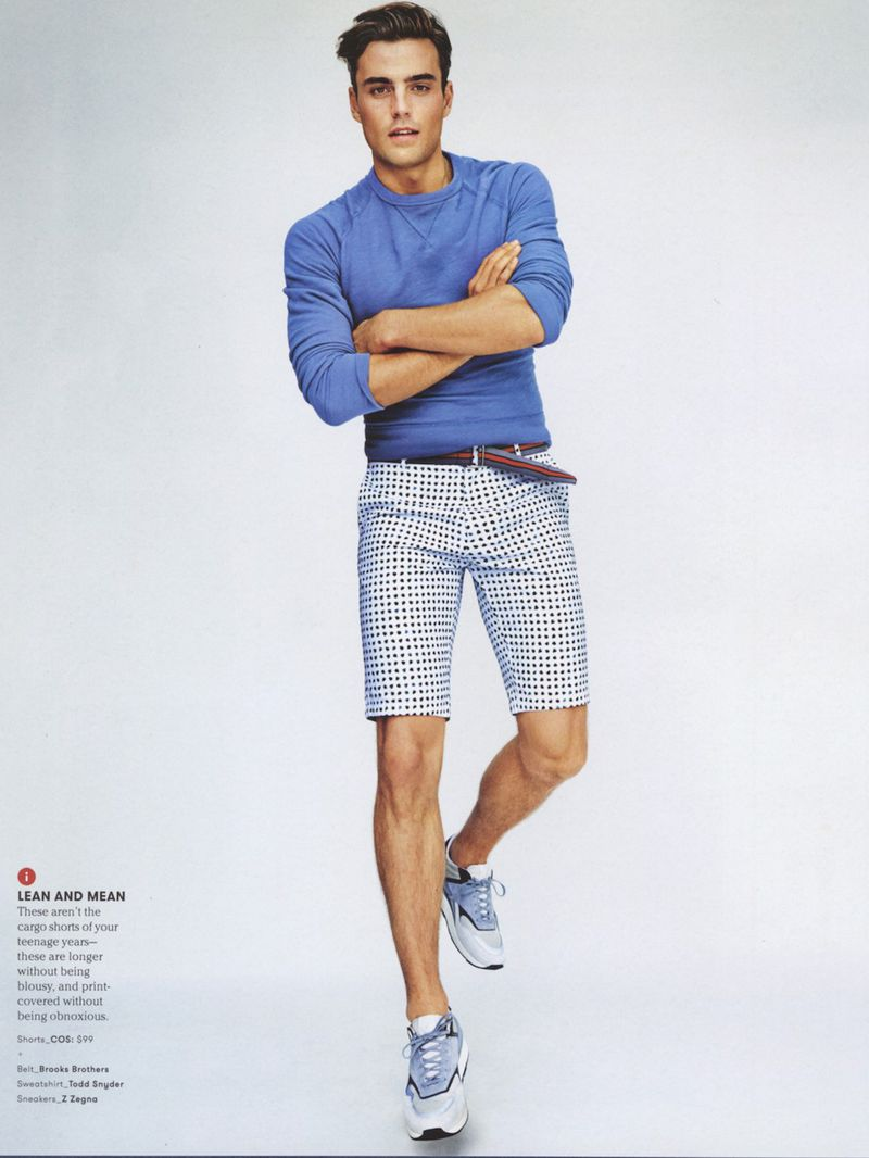 What To Wear Now Spring Summer 2015 American Gq Style