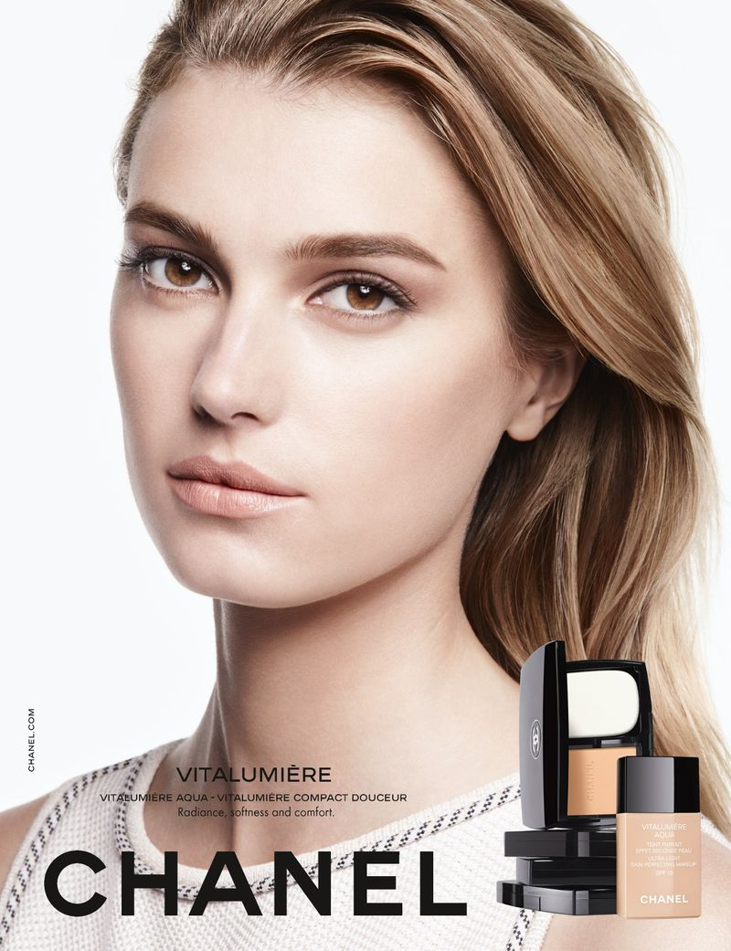 Chanel VITALUMIERE S/S 15 (Chanel Beauty
