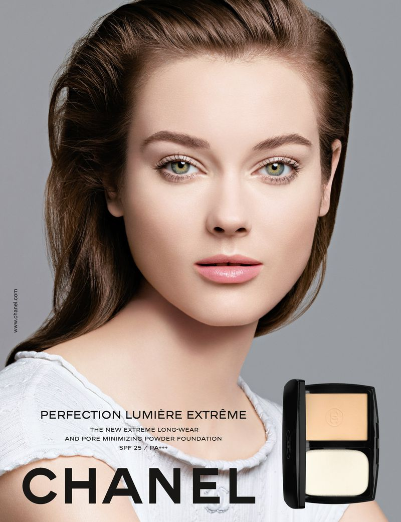 Chanel PERFECTION LUMIERE EXTREME S/S 15 (Chanel Beauty