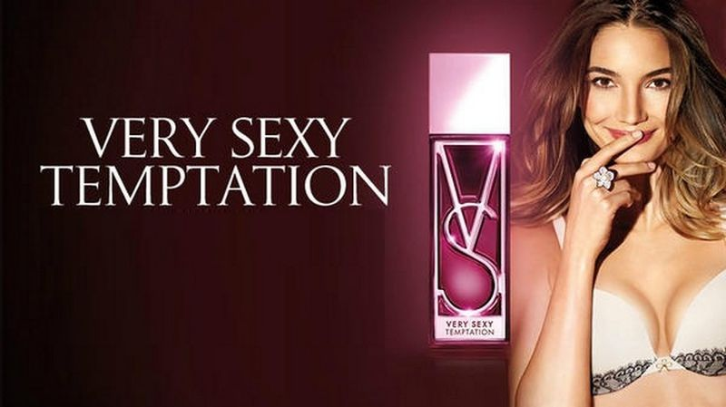 Victoria secret very sexy temptation