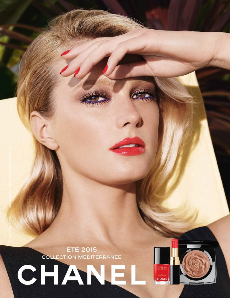CHANEL Summer 2015 Make Up Collection (Chanel Beauty