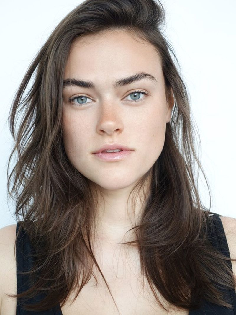 Myla Dalbesio; ''Plus size '' model - more like normal but whatever