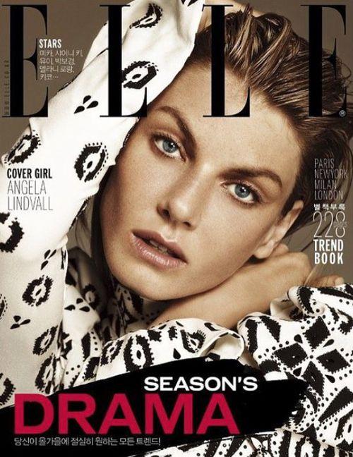 Angela Lindvall - Model Profile - Photos & latest news