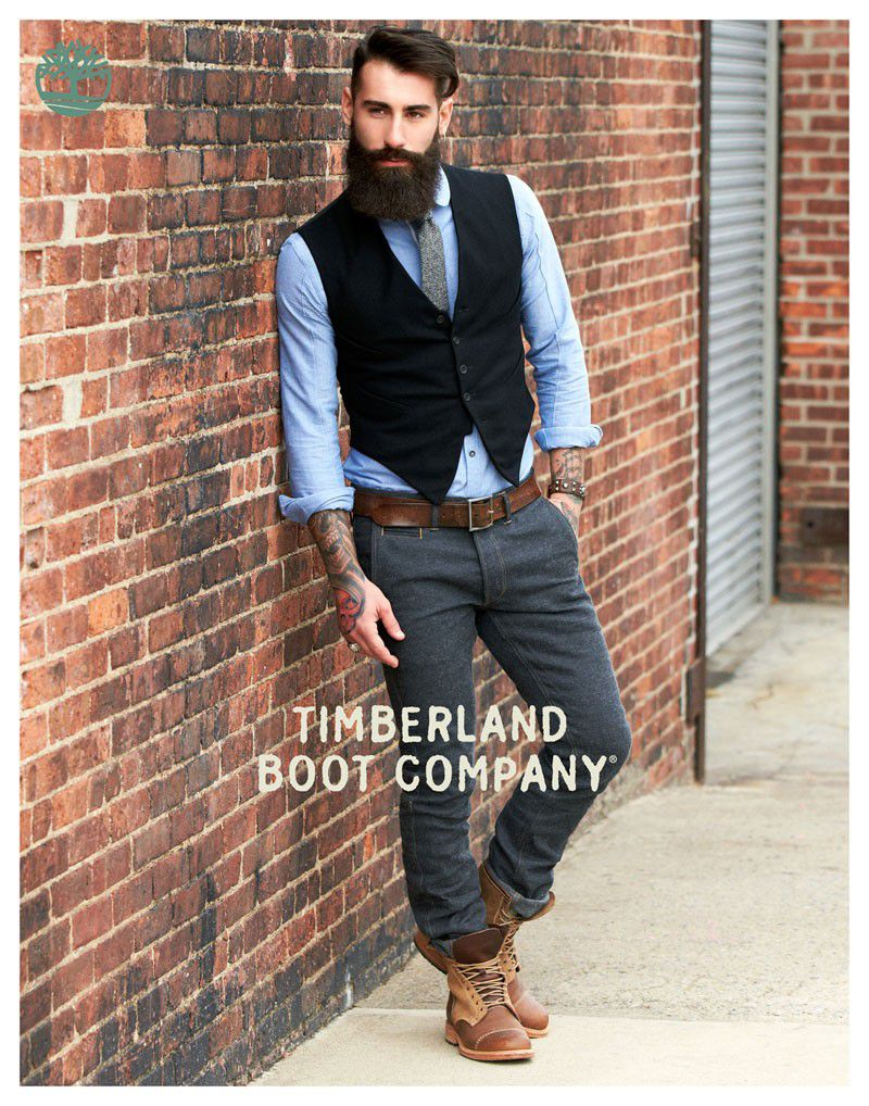 Timberland Boot Company (Various Campaigns)