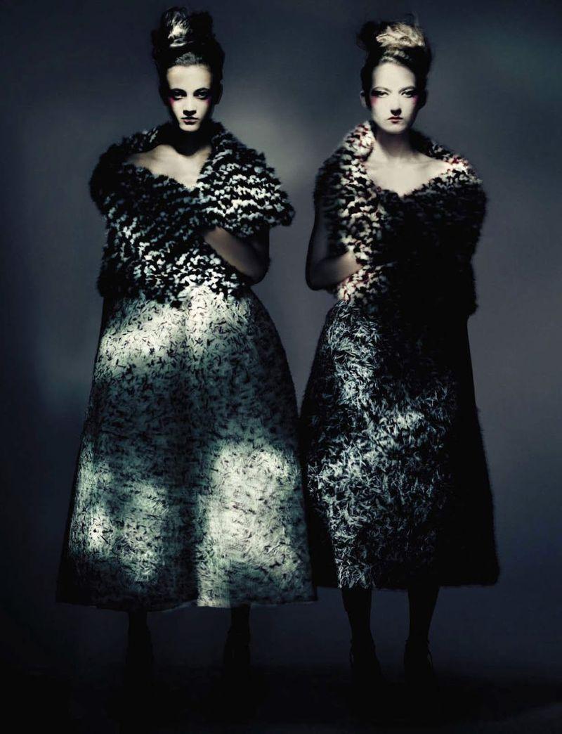 39 haute couture vogue italia for Haute couture members