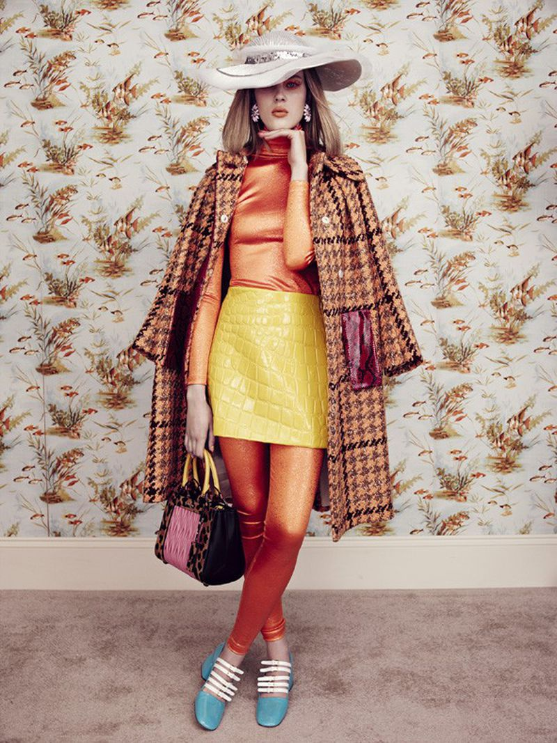 Orange Crush The Sunday Times Style Magazine Uk