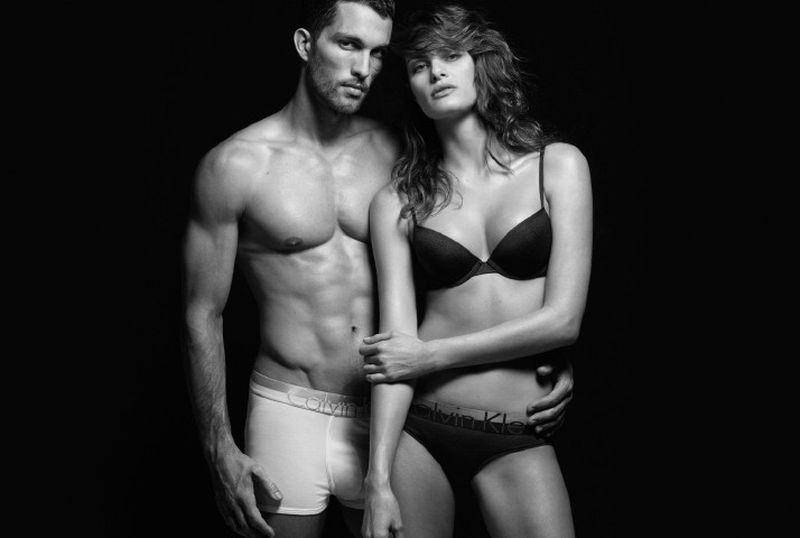 Calvin Klein Underwear Campaign Winter 2015 (Calvin Klein)