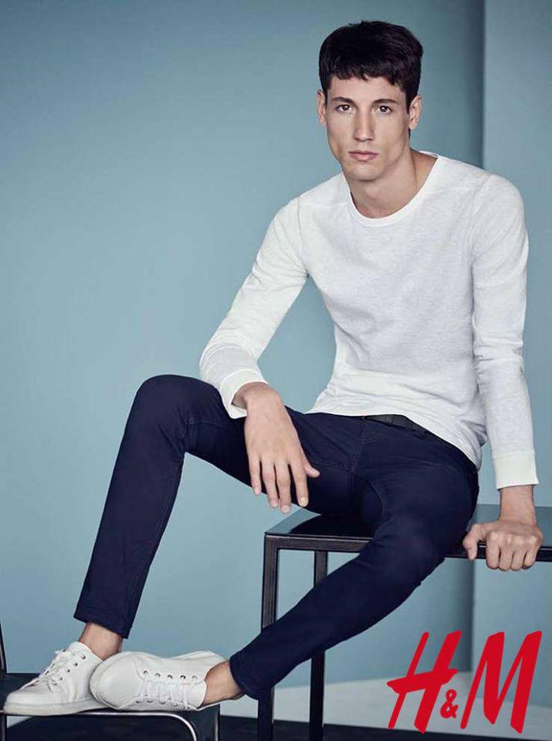 H&M Men Sport Pre-Spring 2016 (H&M)