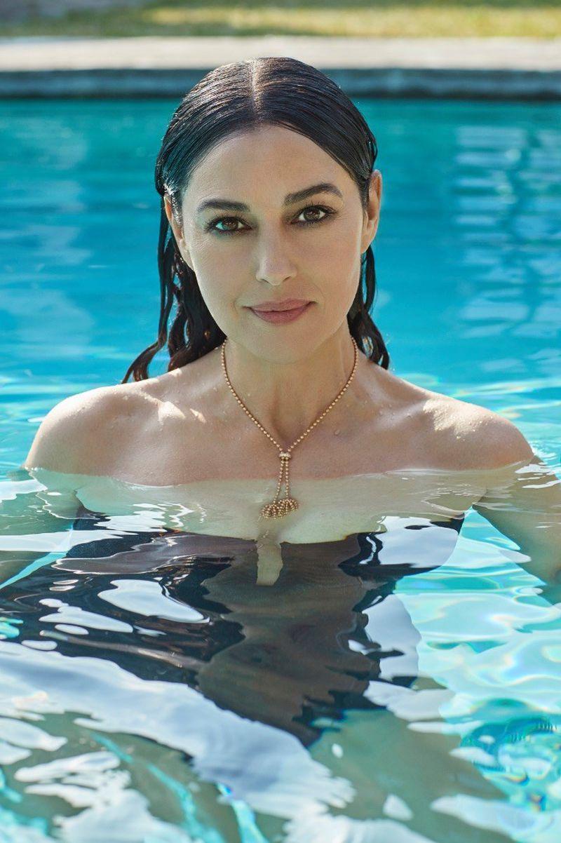 Monica Bellucci (Portrait)