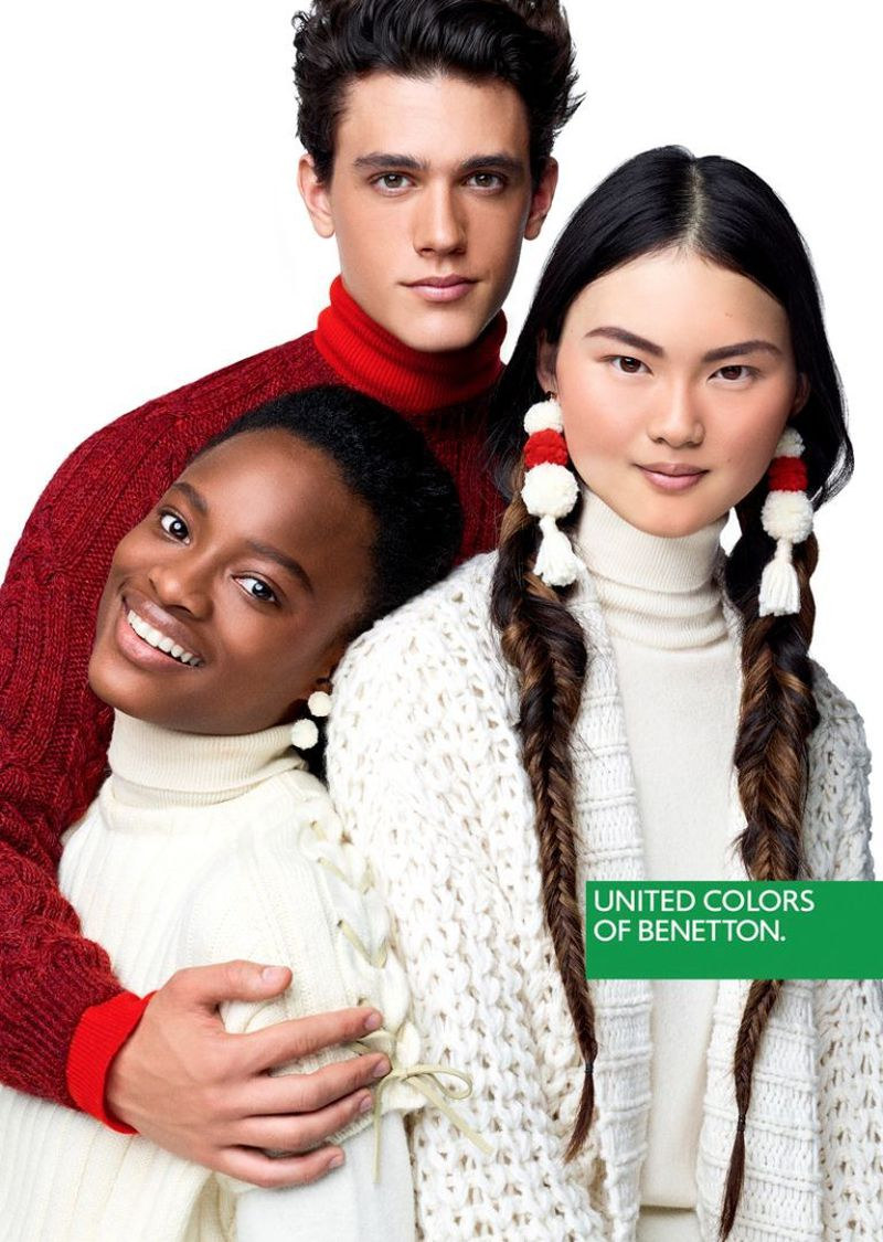 Benetton winter 2016 united colors of benetton for United colors of benetton catalogo 2016