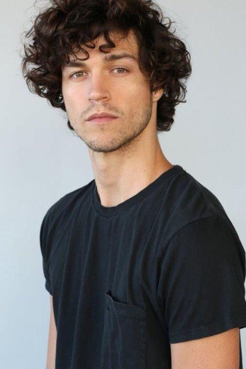 Miles Mcmillan Model Profile Photos Latest News