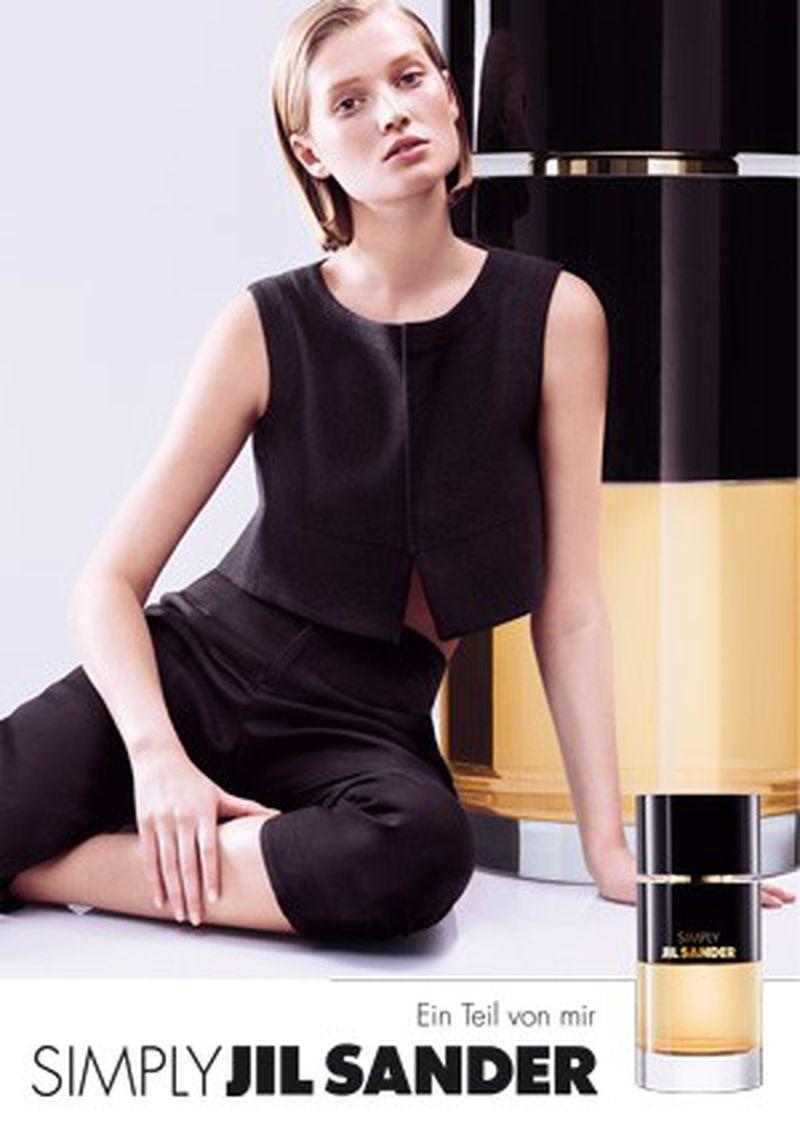 simply jil sander fragrance 2014 jil sander. Black Bedroom Furniture Sets. Home Design Ideas