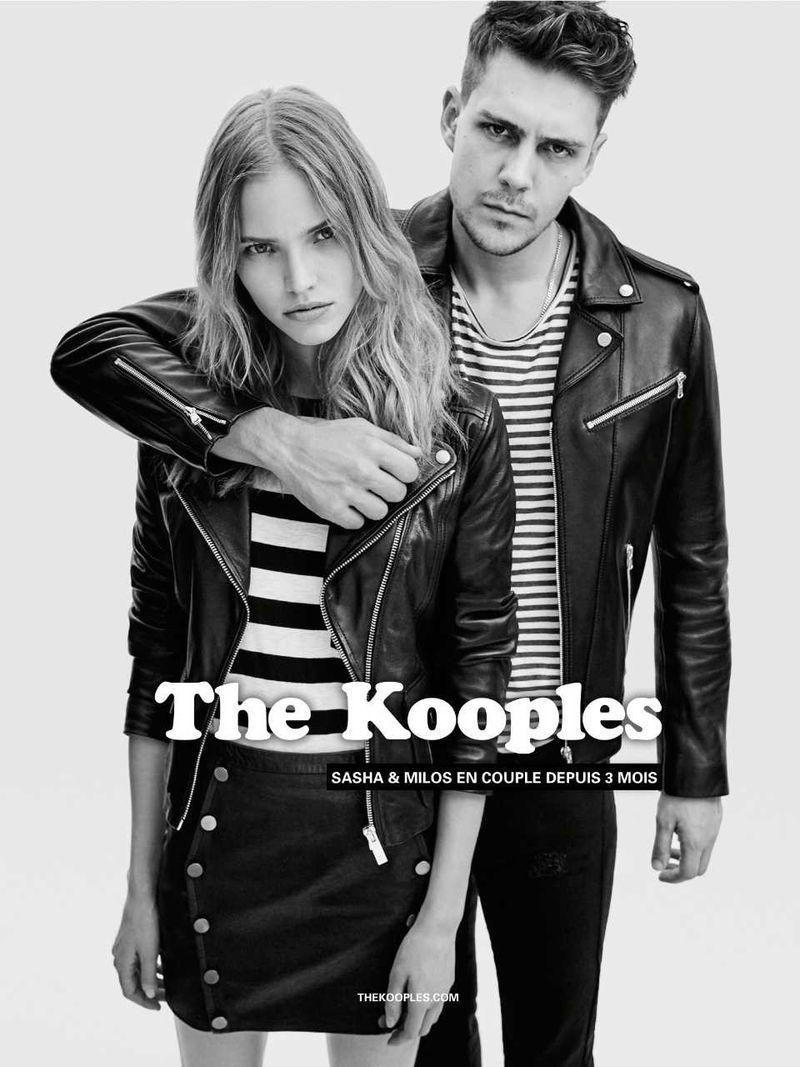 The Kooples S S 2016 The Kooples